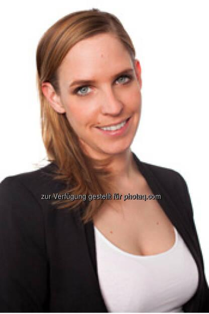 Veronika Czipin, Puls4-Kommunikation, © Aussender (02.08.2014)