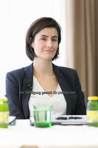 Birgit Noggler (CFO Immofinanz), © Immofinanz Group/Martina Draper (04.08.2014)