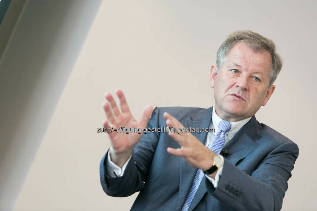 Eduard Zehetner (CEO Immofinanz), © Immofinanz Group/Martina Draper (04.08.2014)