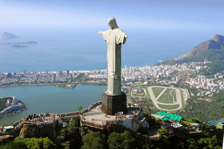 Christo Corcorvado, Rio de Janeiro, Brasilien, <a href=http://www.shutterstock.com/gallery-497053p1.html?cr=00&pl=edit-00>Mark Schwettmann</a> / <a href=http://www.shutterstock.com/?cr=00&pl=edit-00>Shutterstock.com</a> , Mark Schwettmann / Shutterstock.com