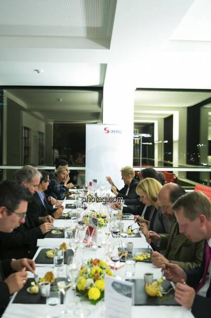 25 Jahre S Immo, Abendessen, © Martina Draper (15.12.2012)