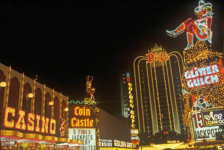 Las Vegas, Nevada, USA, Strip, Glücksspiel, Casino, <a href=http://www.shutterstock.com/gallery-978674p1.html?cr=00&pl=edit-00>spirit of america</a> / <a href=http://www.shutterstock.com/?cr=00&pl=edit-00>Shutterstock.com</a> , spirit of america / Shutterstock.com