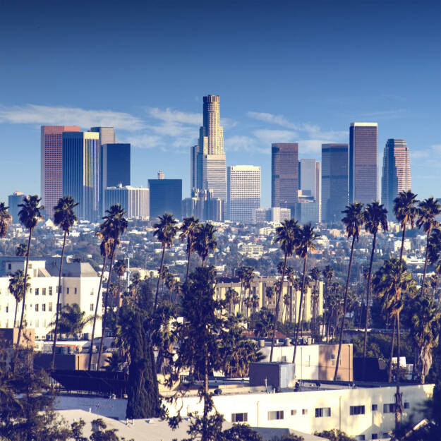 Los Angeles, Kalifornien, USA, http://www.shutterstock.com/de/pic-181707335/stock-photo-city-of-los-angeles-california-usa.html, © (www.shutterstock.com) (09.08.2014)
