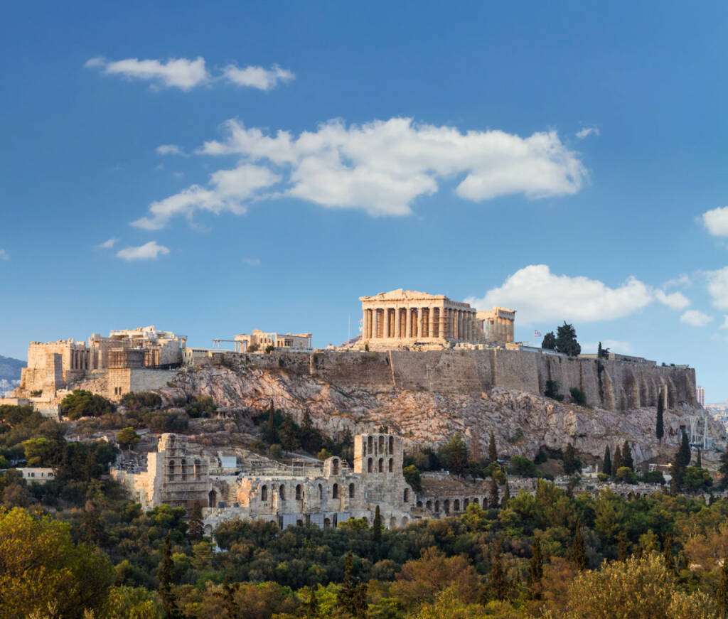 Akropolis, Athen, Griechenland, http://www.shutterstock.com/de/pic-141927709/stock-photo-parthenon-temple-on-the-athenian-acropolis-dedicated-to-the-maiden-goddess-athena.html, © shutterstock.com/eigene Bilder (09.08.2014)