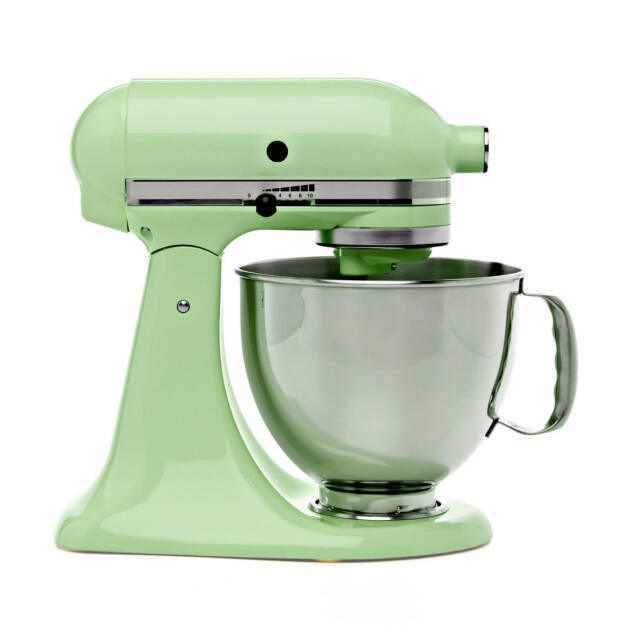 Mixer, mischen, http://www.shutterstock.com/de/pic-121033039/stock-photo-green-stand-mixer-with-clipping-path.html , © www.shutterstock.com (24.03.2017)