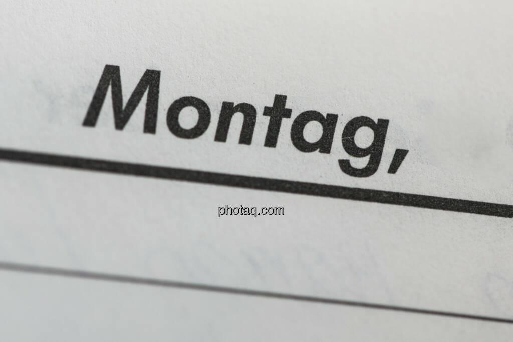 Montag, © photaq/Martina Draper (09.08.2014)