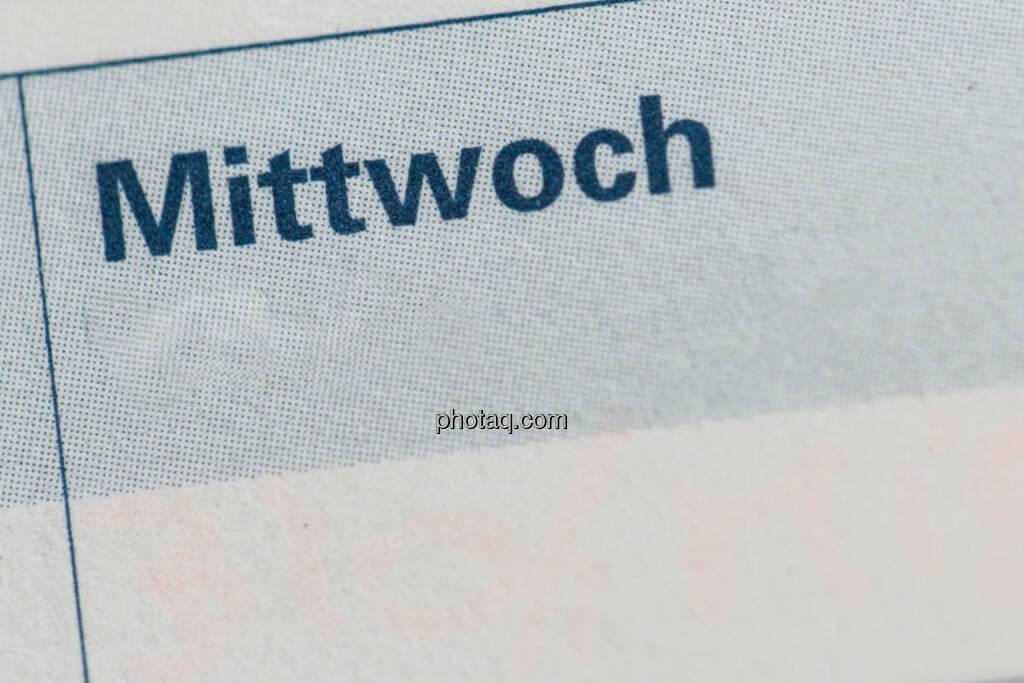 Mittwoch, © photaq/Martina Draper (09.08.2014)