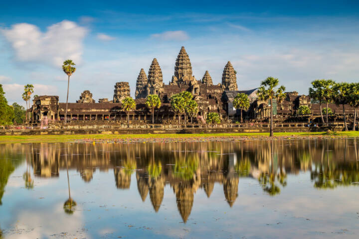 Angkor Wat, Kambodscha, Tempel, http://www.shutterstock.com/de/pic-166183376/stock-photo-angkor-wat-temple-siem-reap-cambodia.html