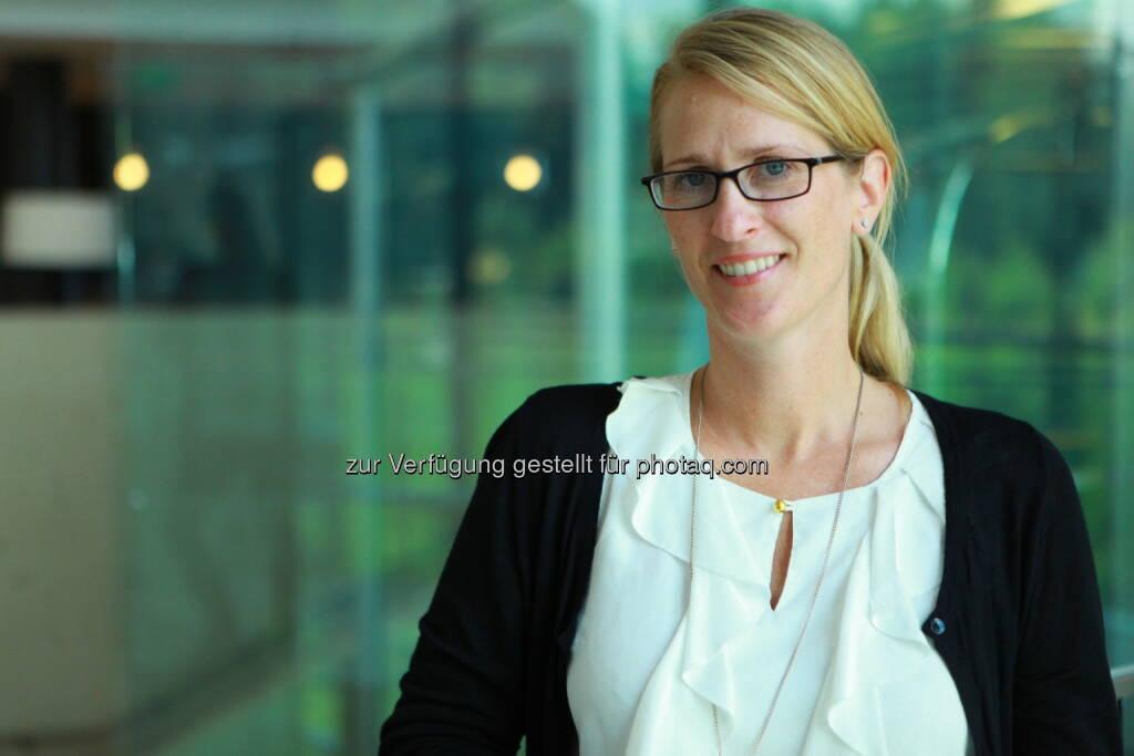 Nicola Dietrich, Head of Sales Development sd one, styria digital one GmbH: Im Sommer wird mobil gesurft (c) Elke Mayr, © Aussender (12.08.2014)