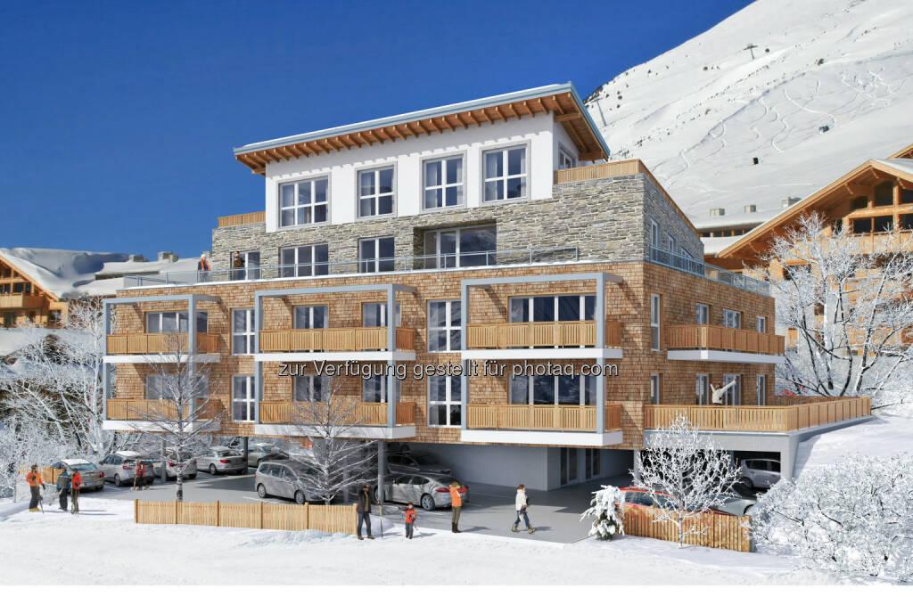 Kristall Spaces AG: Kristall Spaces verkauft exklusive Appartements in Kühtai, dem höchsten Wintersportort Tirols (12.08.2014)