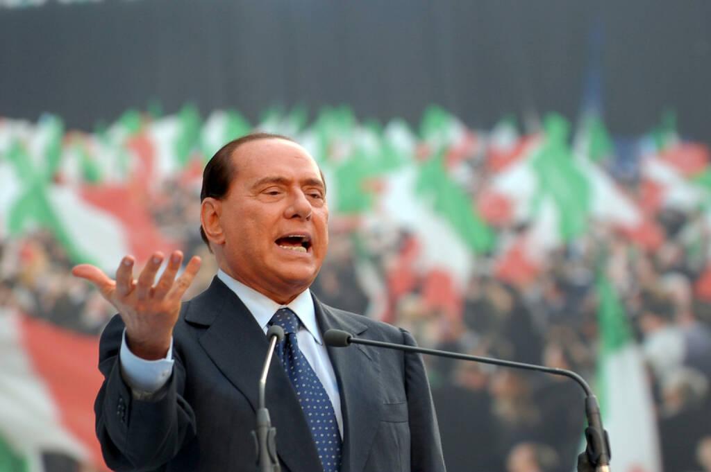 Silvio Berlusconi, <a href=http://www.shutterstock.com/gallery-667537p1.html?cr=00&pl=edit-00>miqu77</a> / <a href=http://www.shutterstock.com/?cr=00&pl=edit-00>Shutterstock.com</a> , miqu77 / Shutterstock.com (12.08.2014)