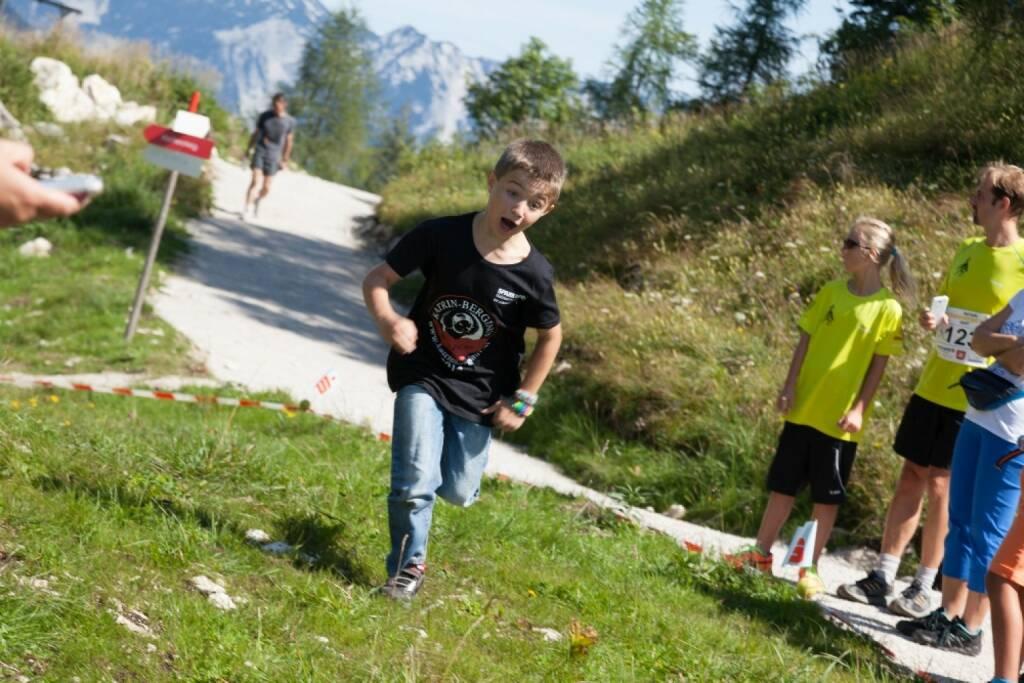 Katrinberglauf 2014 Johannes Rohn (21) - Die Starts von morgen - rege Beteiligung auch beim Kinderbewerb (12.08.2014)
