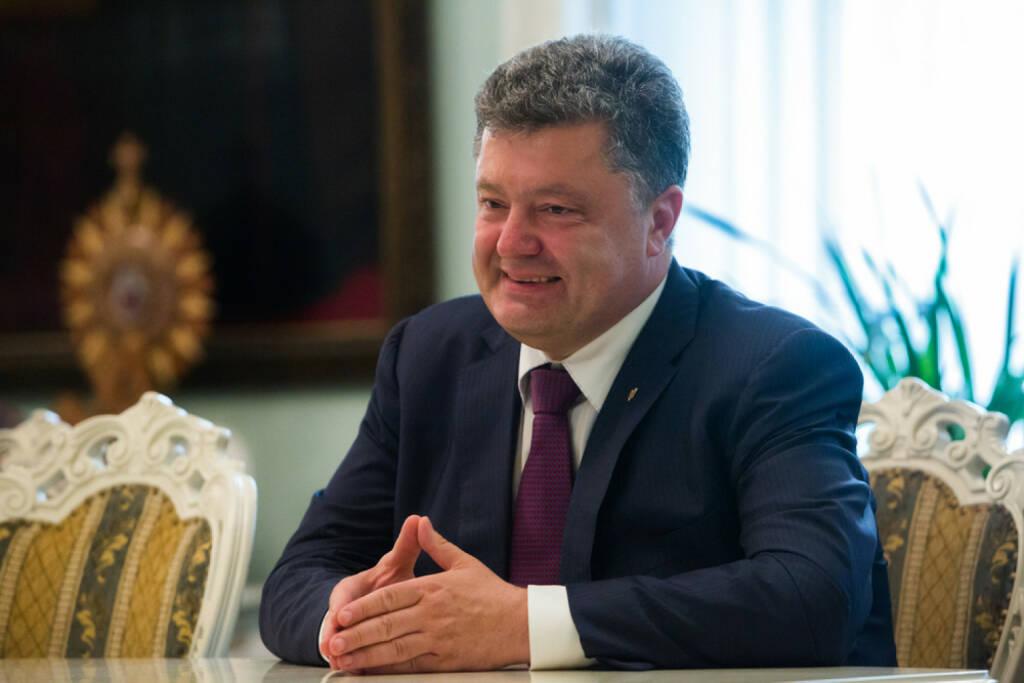Petro Poroshenko, Ukraine, Politiker, <a href=http://www.shutterstock.com/gallery-94874p1.html?cr=00&pl=edit-00>Mark III Photonics</a> / <a href=http://www.shutterstock.com/?cr=00&pl=edit-00>Shutterstock.com</a>, Mark III Photonics / Shutterstock.com (12.08.2014)