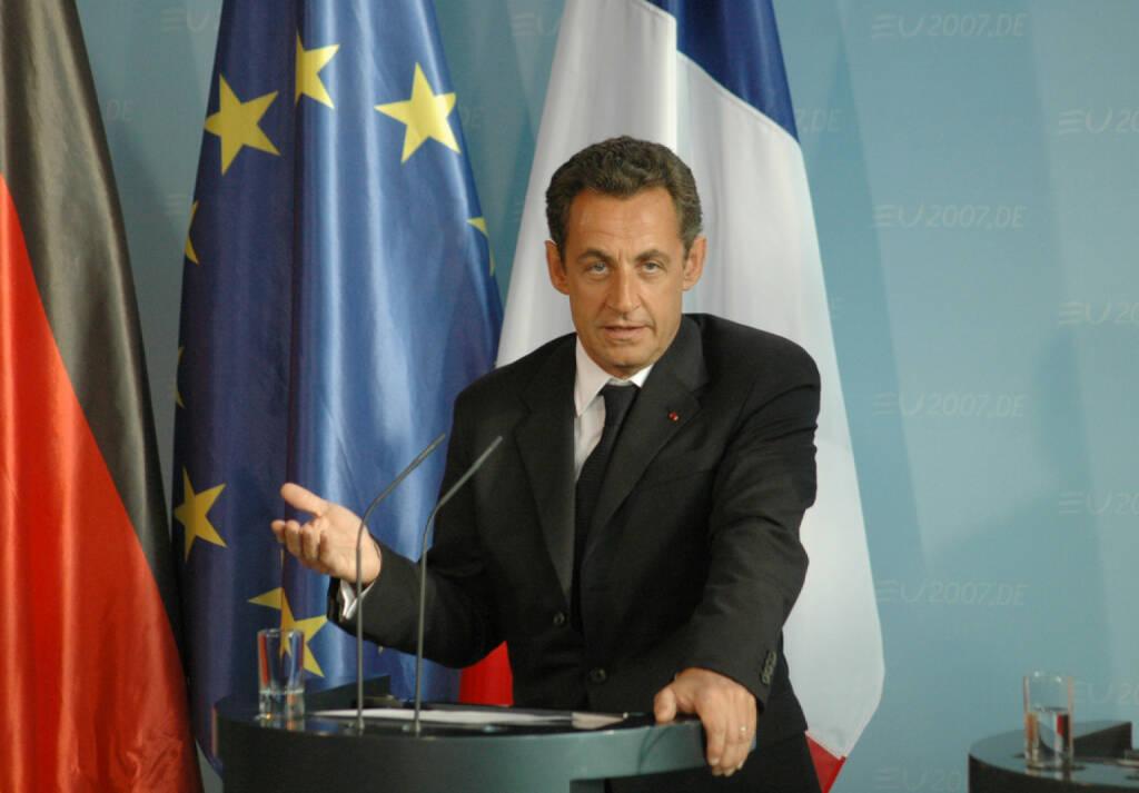Nicolas Sarkozy, Frankreich, <a href=http://www.shutterstock.com/gallery-320989p1.html?cr=00&pl=edit-00>360b</a> / <a href=http://www.shutterstock.com/?cr=00&pl=edit-00>Shutterstock.com</a>, 360b / Shutterstock.com (12.08.2014)