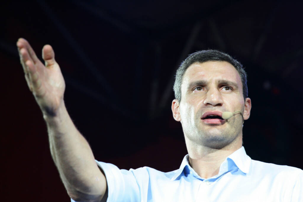 Vitali Klitschko, Politiker, Ukraine, <a href=http://www.shutterstock.com/gallery-298519p1.html?cr=00&pl=edit-00>Telekhovskyi</a> / <a href=http://www.shutterstock.com/?cr=00&pl=edit-00>Shutterstock.com</a>, Telekhovskyi / Shutterstock.com (12.08.2014)
