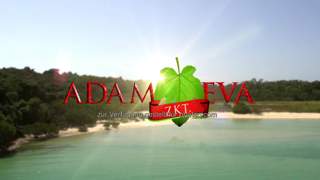 Adam sucht Eva - Logo, © 2014 Eyeworks International Distribution (13.08.2014)
