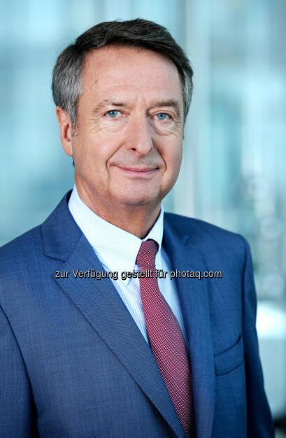 Vorstandsvorsitzender KfW Bankengruppe Ulrich Schröder: Erstes Halbjahr 2014: KfW-Förderung auf hohem Niveau, © Aussender (14.08.2014)