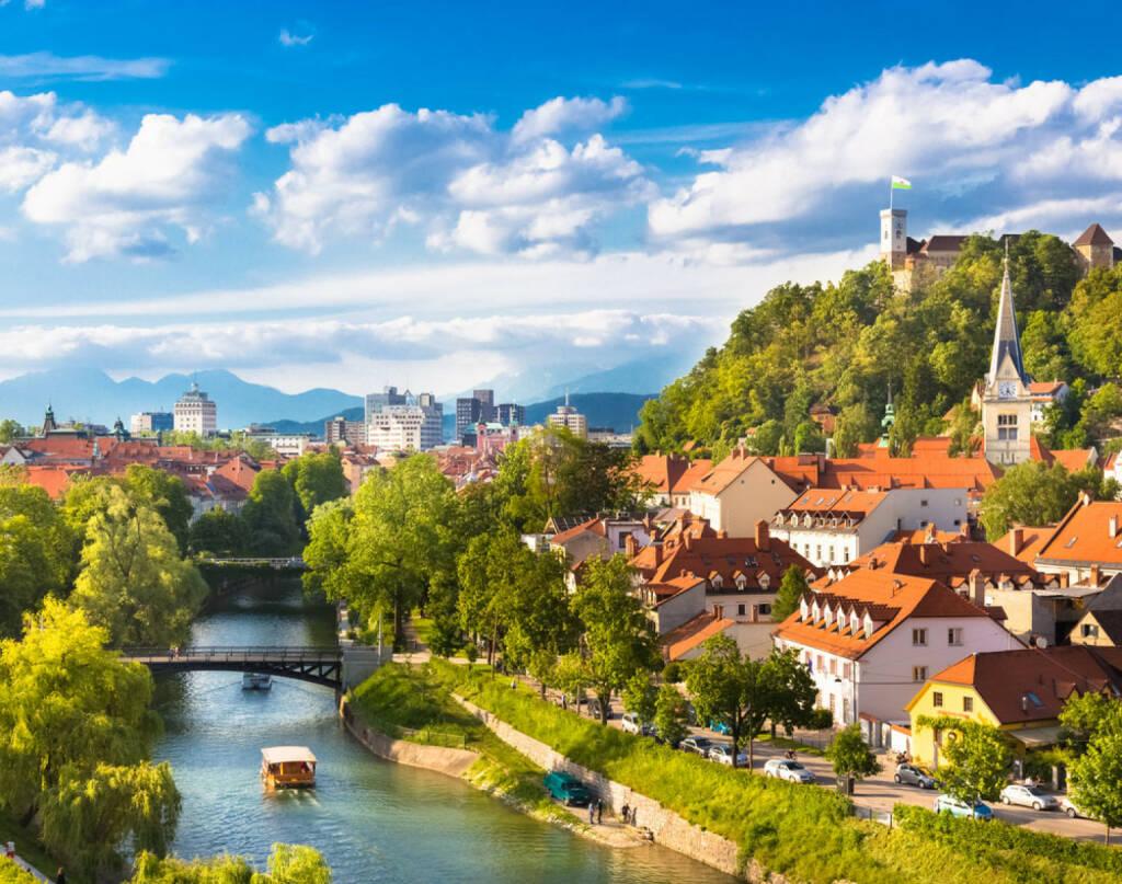 Ljubljana, Slowenien, http://www.shutterstock.com/de/pic-194185676/stock-photo-cityscape-of-the-slovenian-capital-ljubljana.html, © shutterstock.com (15.08.2014)
