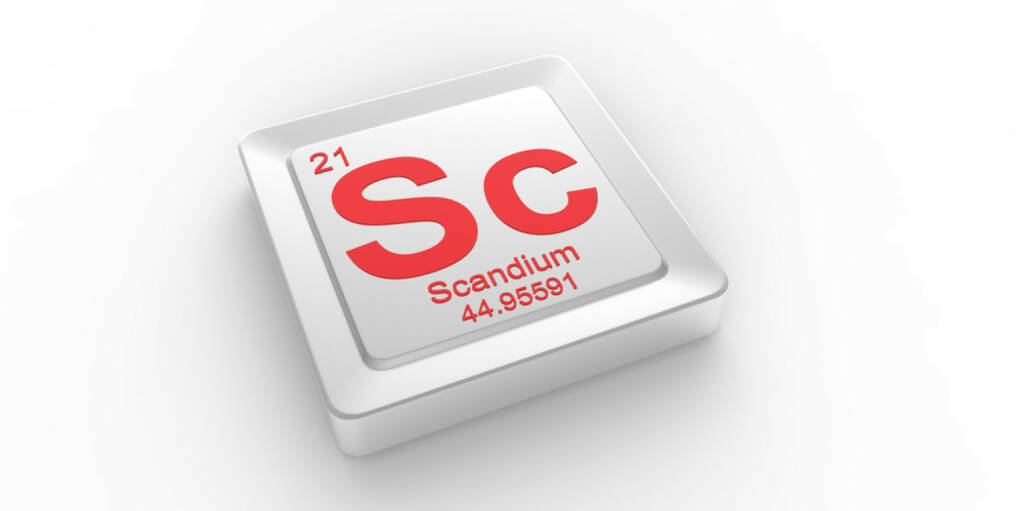 Scandium, seltene Erden, Metall, http://www.shutterstock.com/de/pic-185044277/stock-photo-sc-symbol-material-for-scandium-chemical-element-of-the-periodic-table.html, © www.shutterstock.com (15.08.2014)