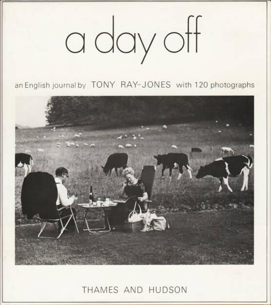 Tony Ray-Jones - A day off 250-300 Euro - http://josefchladek.com/book/tony_ray-jones_-_a_day_off (17.08.2014)