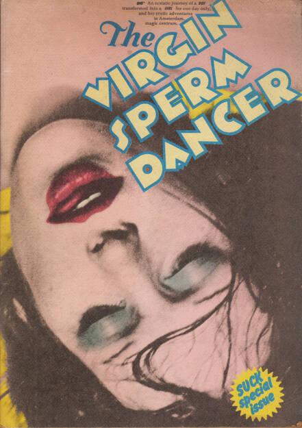 Ginger Gordon - The Virgin Sperm Dancer 150-250 Euro - http://josefchladek.com/book/ginger_gordon_-_the_virgin_sperm_dancer (17.08.2014)