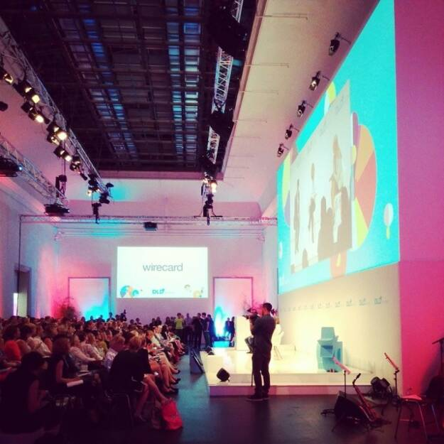 At #dldw14 in Munich, learning about the future of work for women in digital professions, © Elisabeth Oberndorfer (17.08.2014)