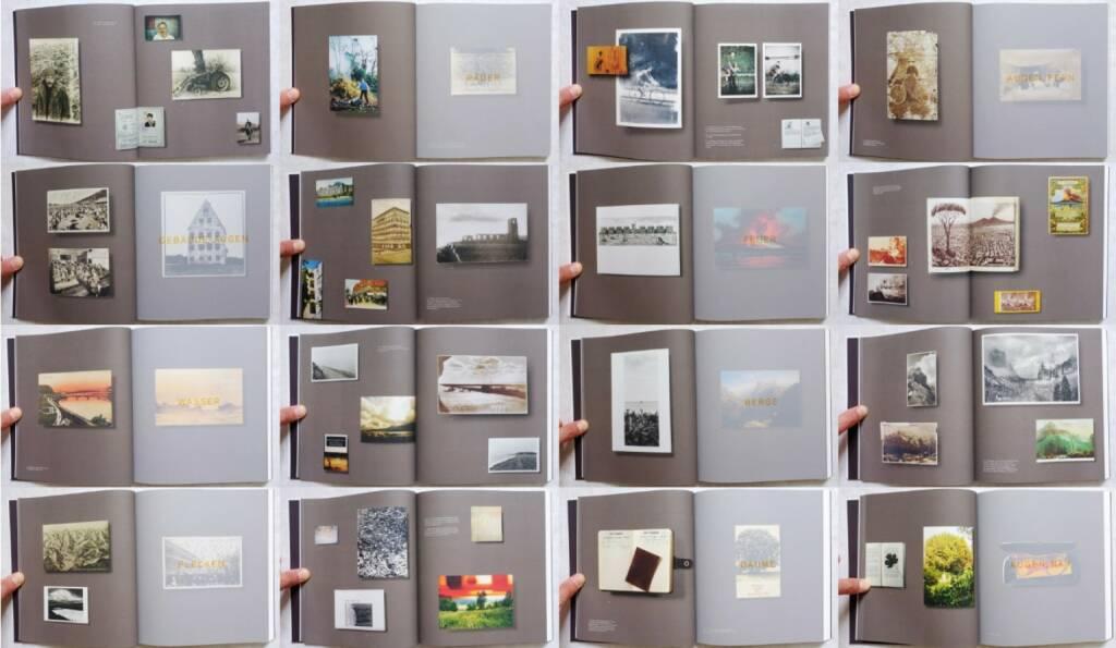Wandernde Schatten - W. G. Sebalds Unterwelt, Deutsche Schillergesellschaft, 2008, Beispielseiten, sample spreads - http://josefchladek.com/book/w_g_sebald_-_wandernde_schatten_-_w_g_sebalds_unterwelt, © (c) josefchladek.com (18.08.2014)