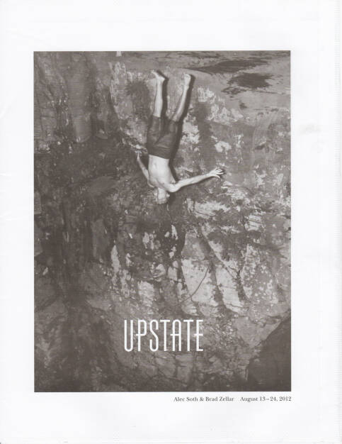 Alec Soth and Brad Zellar - LBM Dispatch #2: Upstate, Little Brown Mushroom, 2012, Cover - http://josefchladek.com/book/alec_soth_and_brad_zellar_-_lbm_dispatch_2_upstate, © (c) josefchladek.com (19.08.2014)