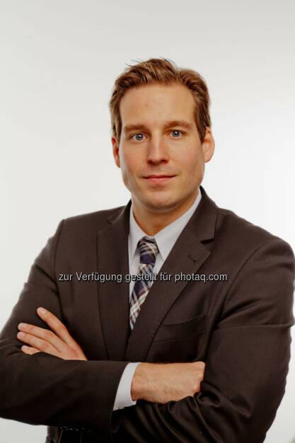 Florian Gross übernimm mit August die Agenden des Pressesprechers und den Bereich Politik beim Wirtschaftsbund Wien. (Bild: Tanzer), © Aussender (20.08.2014)
