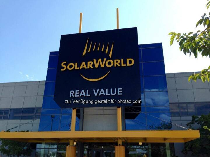 Big shout out to our installers, sponsors, employees and partners: Thanks for sharing a great day with us in Hillsboro. We hope you had as much fun in the sun as we did! #SolarWorldSummit2014  Source: http://facebook.com/SolarWorldUSA