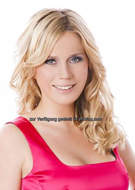 """Johanna Setzer moderiert ab sofort """"WIFF! Das österreichische Wissensmagazin auf Puls4 (c) Hammerschmid  (18.01.2013)"""
