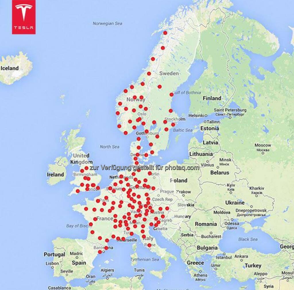 Our planned Supercharger expansion for 2015 in Europe.   www.teslamotors.com/en_EU/supercharger  Source: http://facebook.com/teslamotors (24.08.2014)