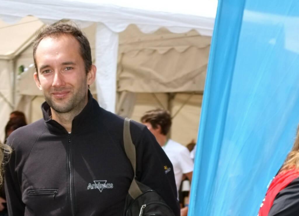 Hannes Steiner, Veranstalter Anningerlauf, RSS-Partner Runplugged http://www.anningerlauf.at (24.08.2014)
