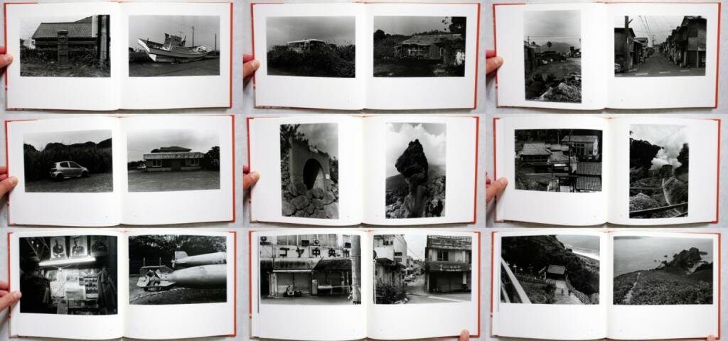 Atsushi Fujiwara - Nangokusho, Sokyu-sha, 2013, Beispielseiten, sample spreads - http://josefchladek.com/book/atsushi_fujiwara_-_nangokusho, © (c) josefchladek.com (26.08.2014)