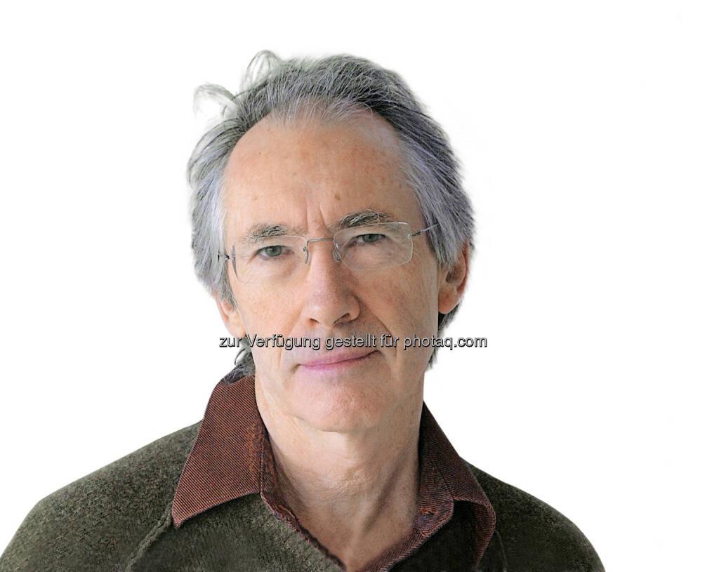 Wiener Festwochen Ges.m.b.H.: Ian McEwan zu Gast bei Literatur im Nebel, 27./28.9.14 (26.08.2014)
