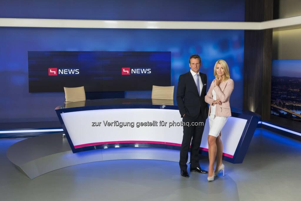 Volker Pieszcek und Sabine Mord (Bild: Markus Morianz) (26.08.2014)