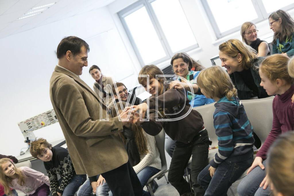 Norbert Berneck (Festo), Workshop Wiener Science Lectures bei Festo Luft ist nicht nix, © Martina Draper für Festo (18.01.2013)