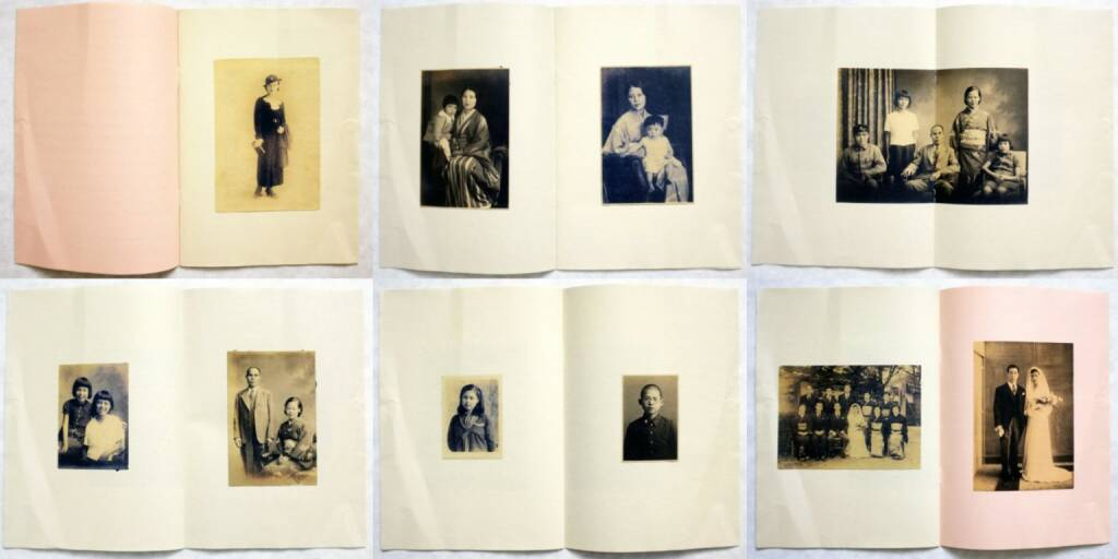 Gen Matsueda - The Founding Photography of My Family History in Japan, Self published, 2014, Beispielseiten, sample spreads - http://josefchladek.com/book/gen_matsueda_-_the_founding_photography_of_my_family_history_in_japan, © (c) josefchladek.com (28.08.2014)