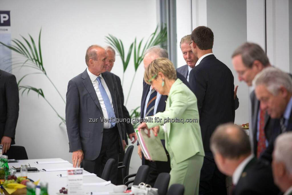 Bundesparteivorstand ÖVP 26.8.2014 (Bild: ÖVP, Fotograf: Jakob Glaser) (28.08.2014)
