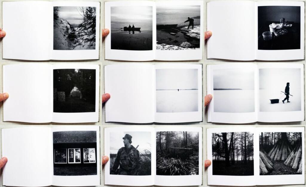 Karlis Bergs - Between the Lake and the Sea, Self published, 2014, Beispielseiten, sample spreads - http://josefchladek.com/book/karlis_bergs_-_between_the_lake_and_the_sea, © (c) josefchladek.com (29.08.2014)