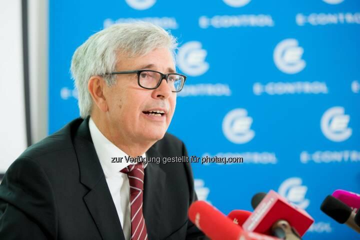 """Walter Boltz, Vorstand der österreichischen Strom- und Gasregulierungsbehörde E-Control: """"Der russische Gaslieferant Gazprom kommt seiner Lieferverpflichtung gegenüber der EU bislang zur Gänze nach"""": Heimische Speicher gut gefüllt"""