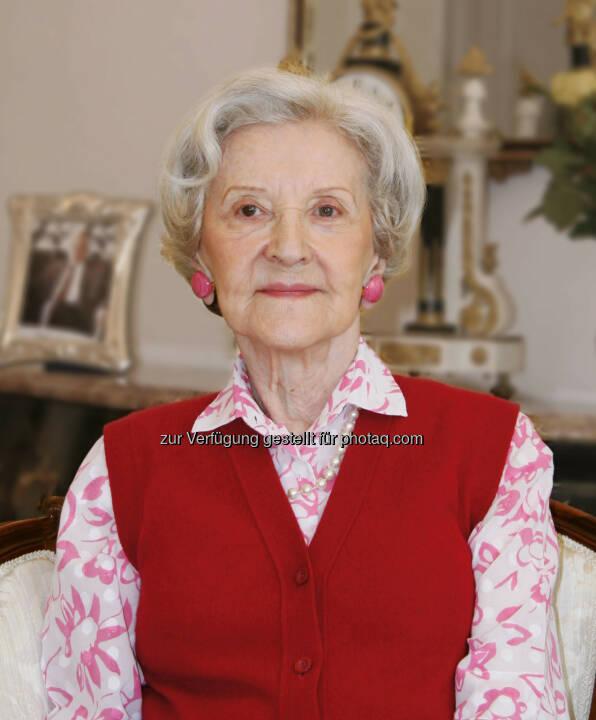 Fürstin Melinda Esterházy verstirbt Mittwochnacht im Kreis ihrer Familie