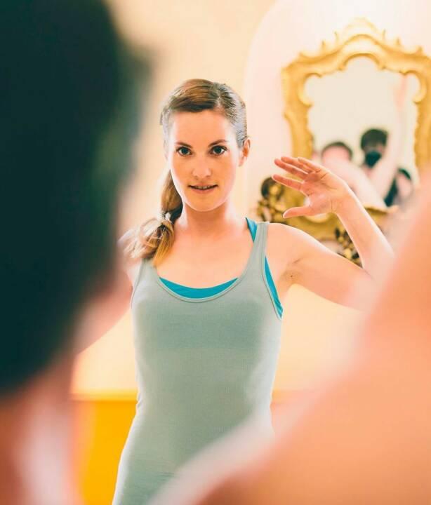Monika Kletzmayr Yoga im Spiegel (c) Marija Kanizaj