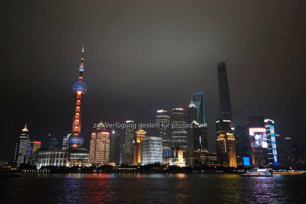 Shanghai, Skyline, © Gerald Pollak (30.08.2014)