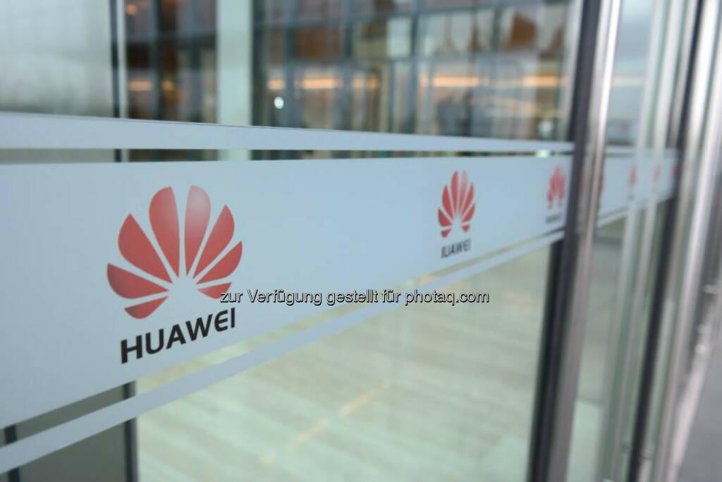 Huawei, © Gerald Pollak (30.08.2014)