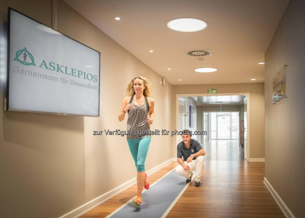 Asklepios Kliniken: Neues Asklepios Institut für Sportmedizin bietet breites Spektrum für Leistungs- und Freizeitsportler (c) OTS (31.08.2014)