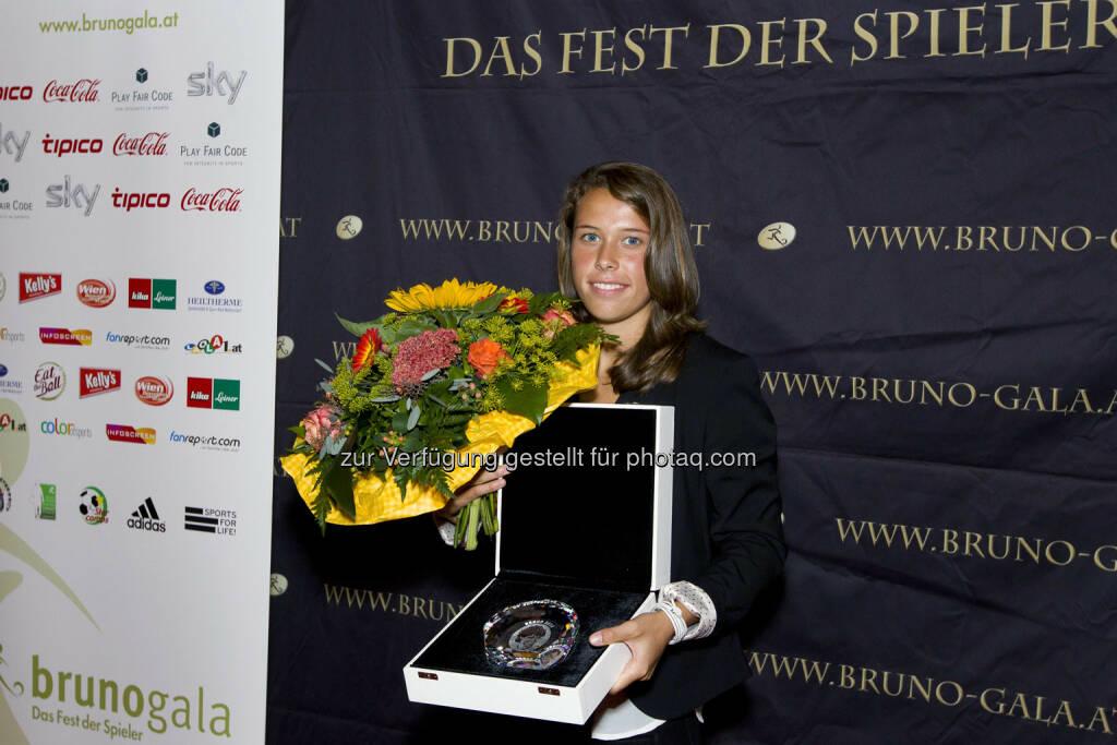Nicole Billa (FSK St.Pölten/Spratzern) - Spielerin der Saison (Bild: Bildagentur Zolles/ Martin Steiger) (31.08.2014)
