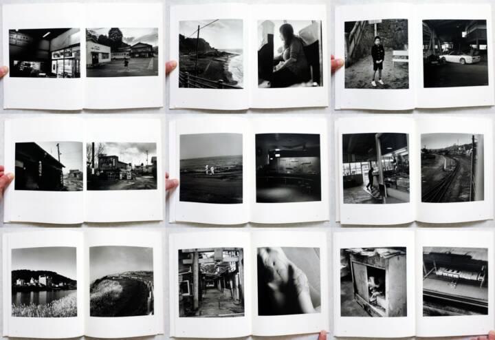 Manabu Someya - Michi no ki, Sokyu-sha, 2014, Beispielseiten, sample spreads - http://josefchladek.com/book/manabu_someya_-_michi_no_ki