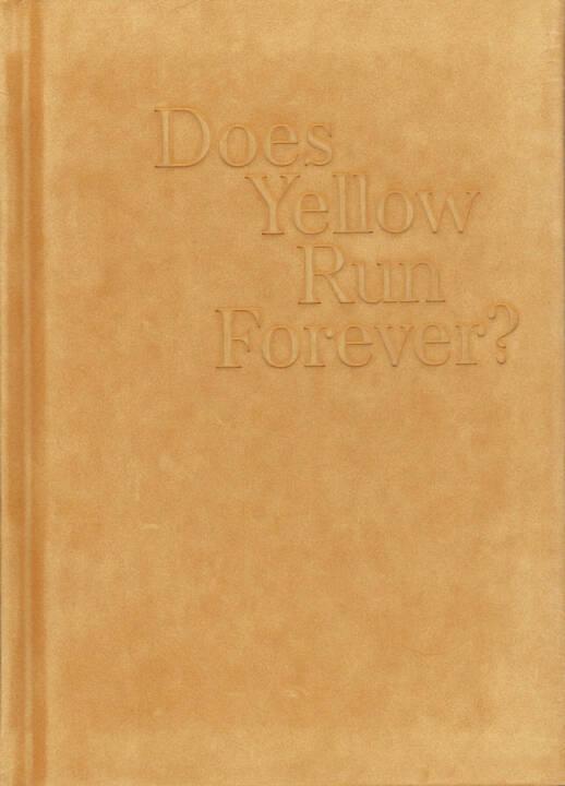 Paul Graham - Does Yellow Run Forever?, MACK, 2014, Cover - http://josefchladek.com/book/paul_graham_-_does_yellow_run_forever