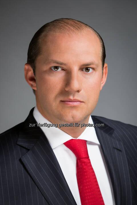 Stefan Gruze (Investmentbanker ) gründet Finanzinstitut SG & CO Capital Markets GmbH  (Bild: Mag. Philipp Simonis/SG & CO)